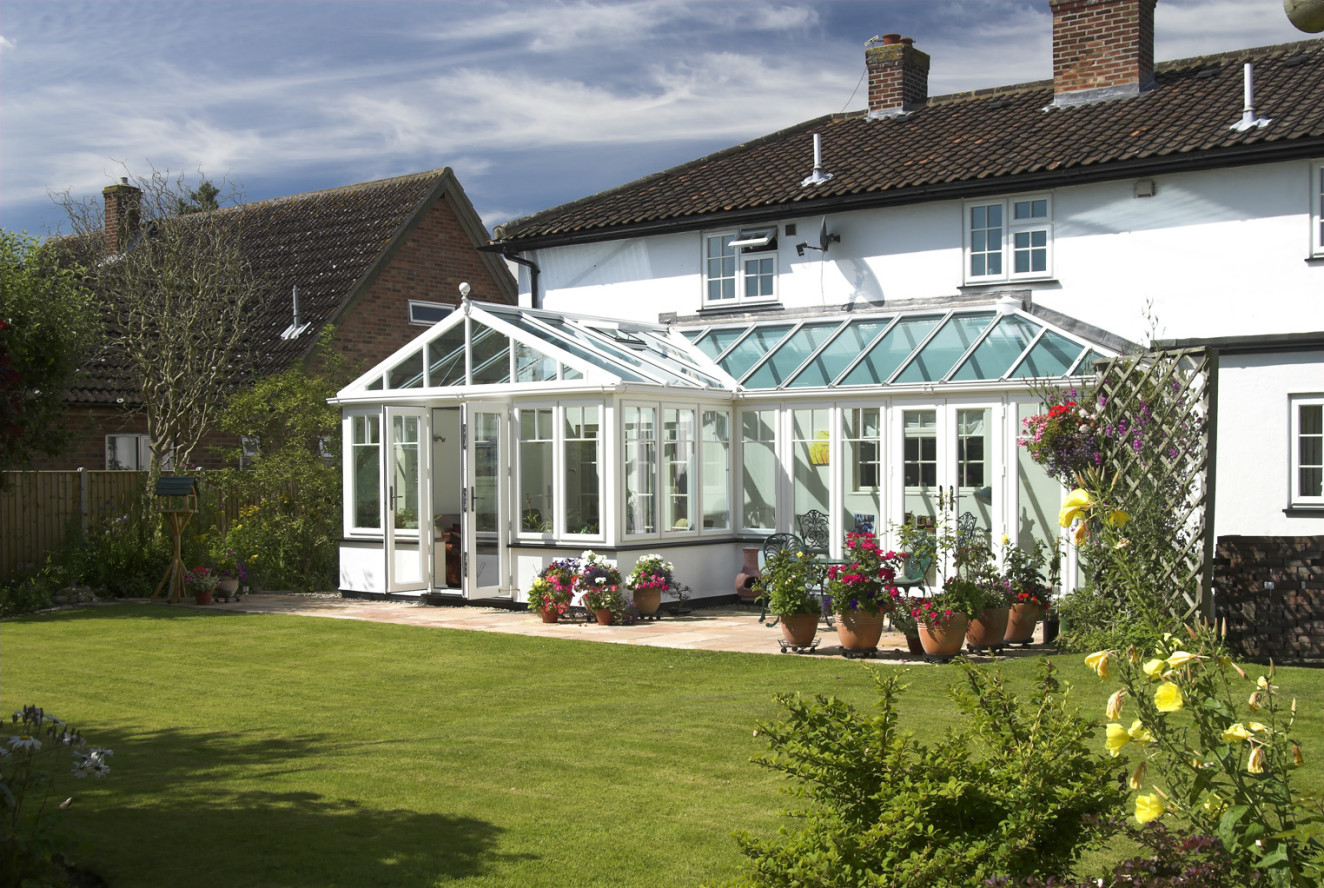 Conservatories dwl windows doors conservatories for Windows doors and conservatories