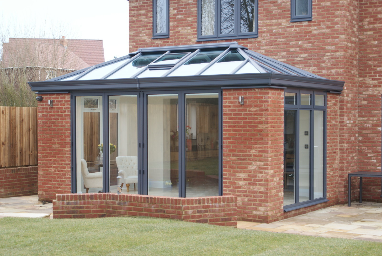 Orangeries dwl windows doors conservatories for Windows doors and conservatories