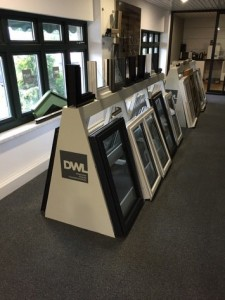 DWL Kent Showroom windows doors conservatories