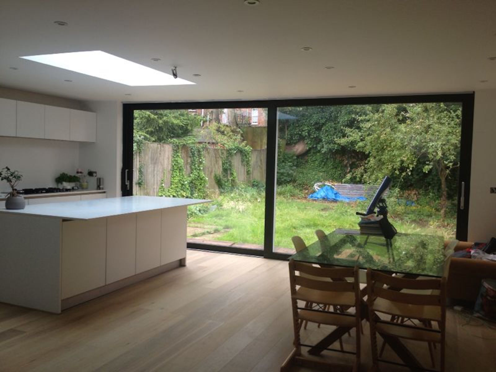 Schuco Ass70 Hi Lift Slide Doors Installed By Dwl