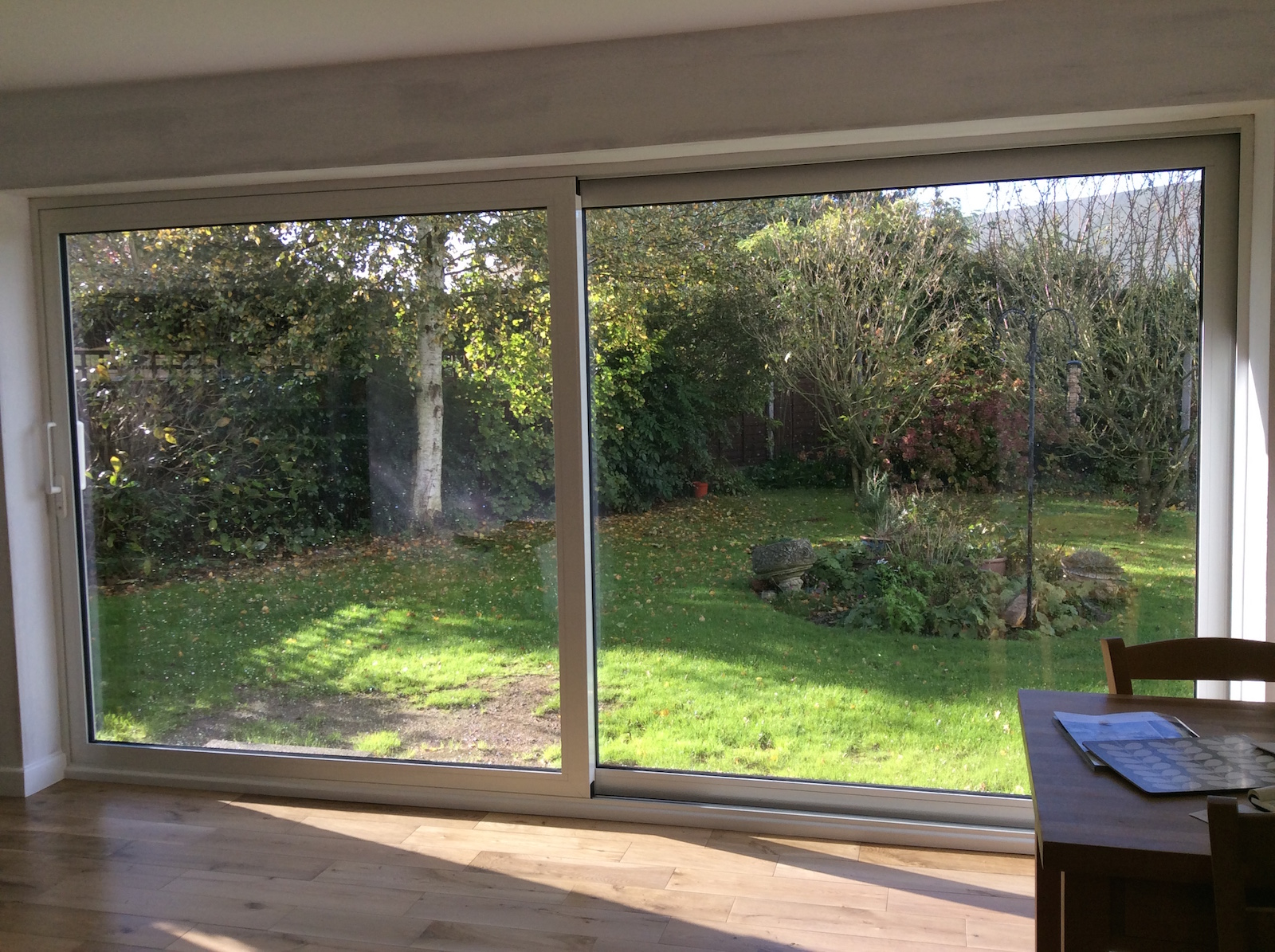Schuco Ass50 Lift And Slide Door Installation In Kent Dwl