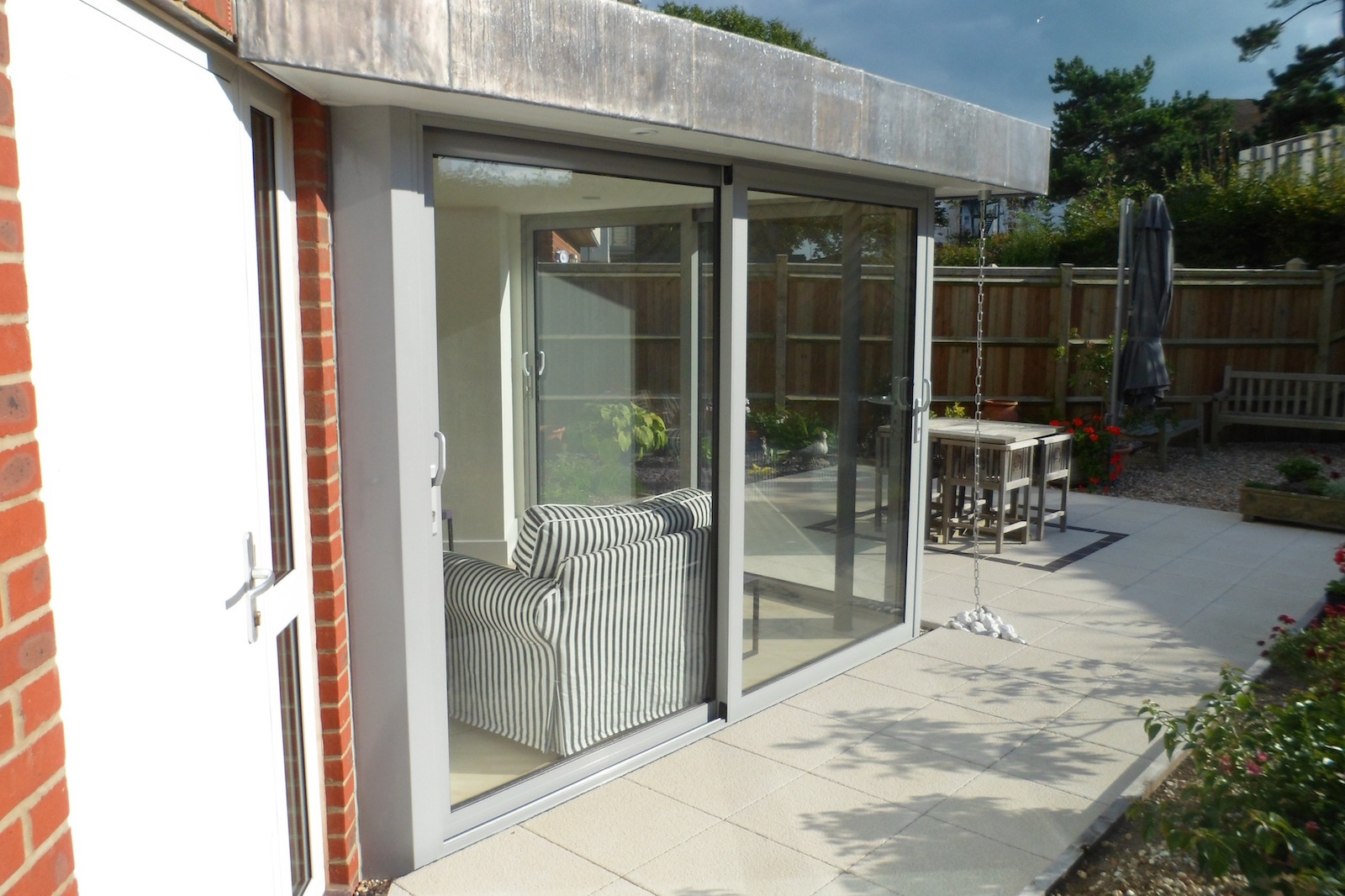 Aluminium patio doors installed in kent dwl for Aluminium patio doors