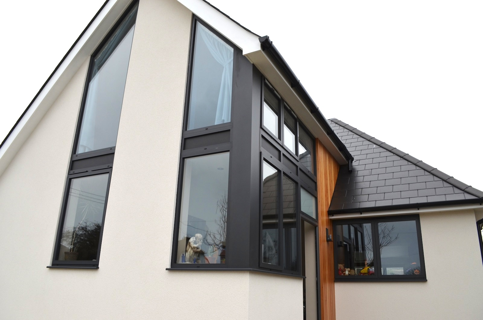 Anthracite Grey Windows And Doors Installed In Kent DWL