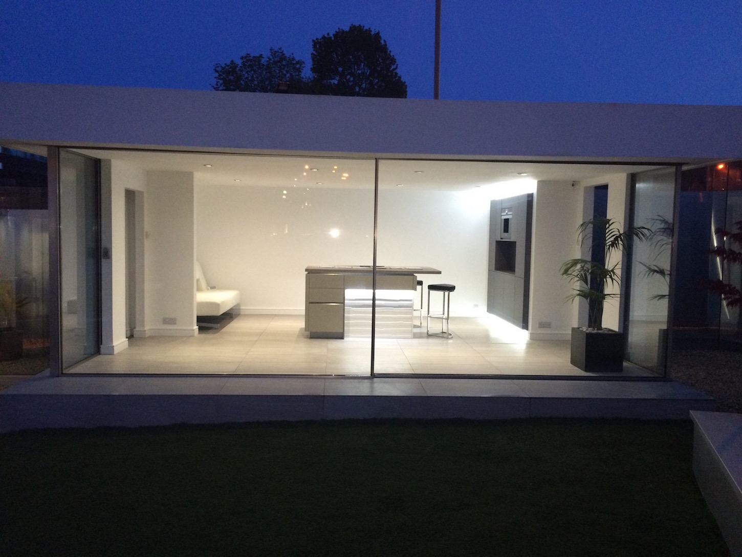 Architectural Slimline Sliding Doors & Architectural slimline sliding doors | DWL Windows