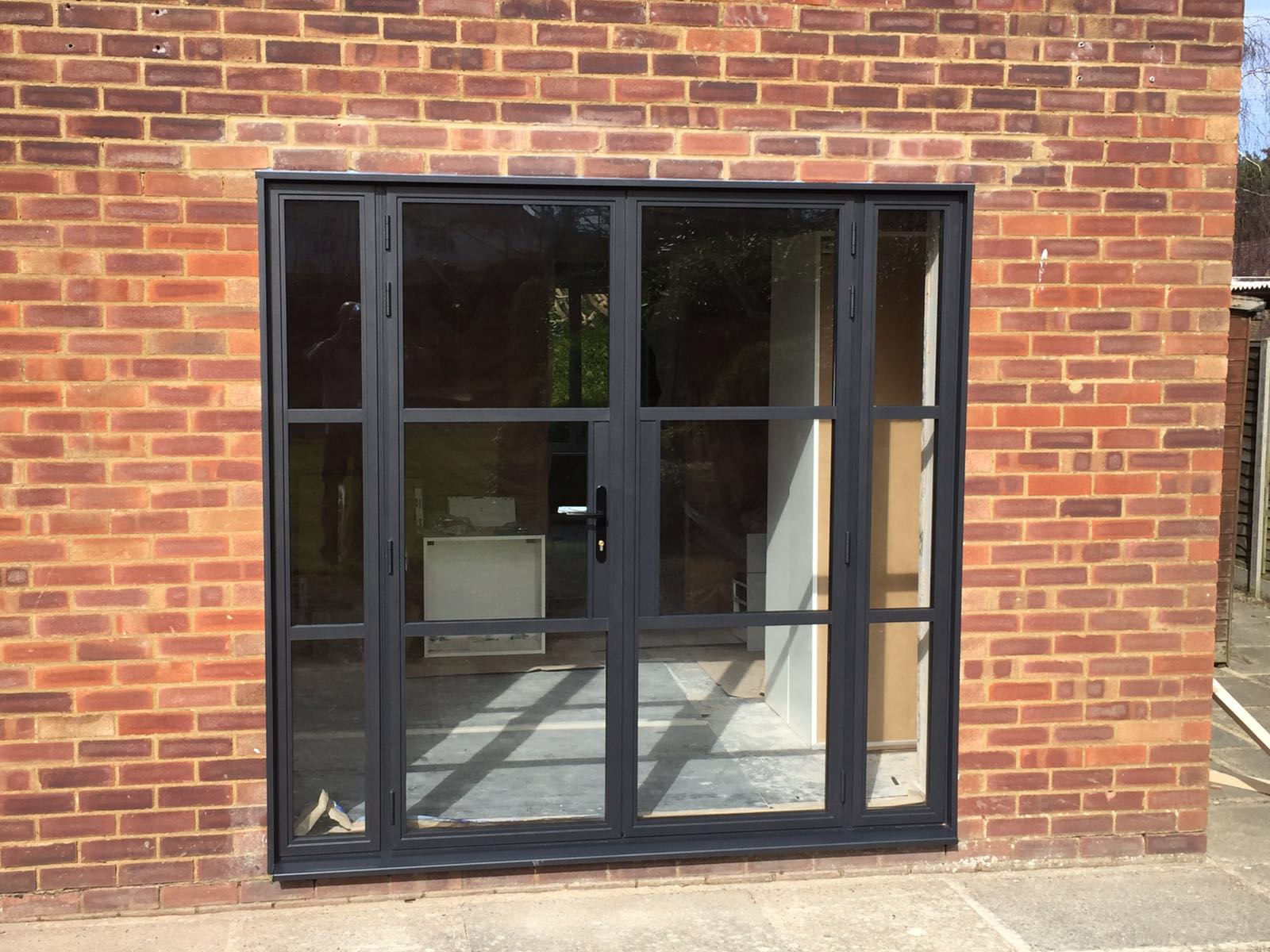 Smart aluminium heritage 47 windows doors installed dwl for Window and door company