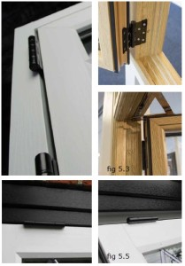 R9 hinge options replacement windows