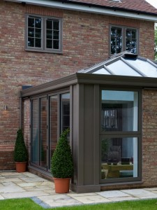 A Loggia installation in  Kent