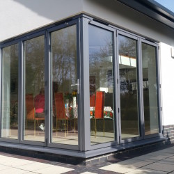 DWL Kent Installation of bifold doors
