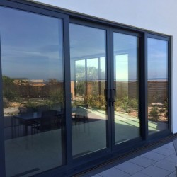 Sliding patio doors