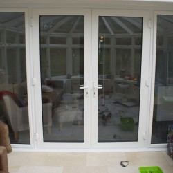 slim aluminium windows, bifolding doors, double doors and Solidors