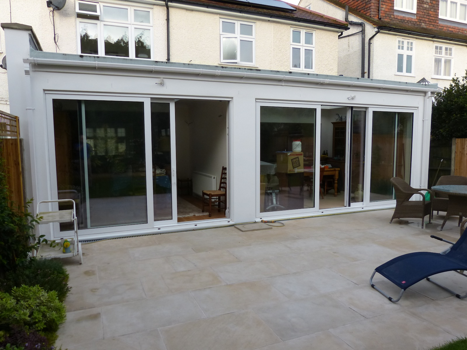 Schuco Doors We Installed Into This Richmond Extension Dwl