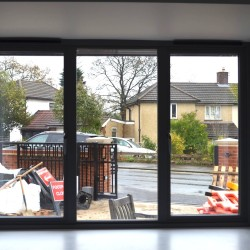 D and J after photos grey aluminium windows doors and bifolds26