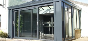 Showroom loggia windows doors conservatories Kent installers