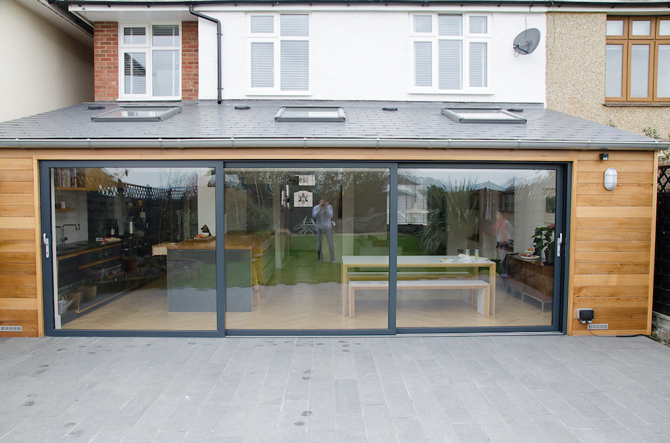 Aluminium Sliding Doors | DWL Windows, Doors & Conservatories on