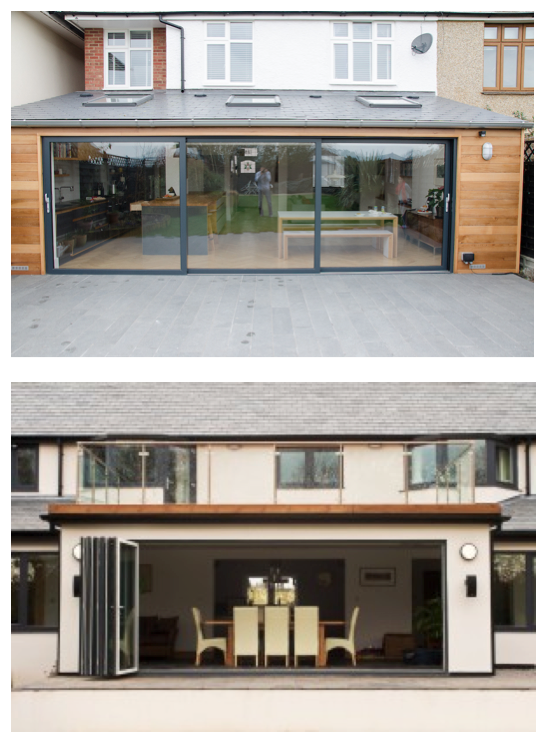 Bi-fold doors or sliding doors - The pros and cons - DWL
